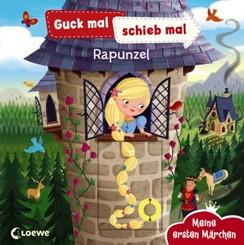 Guck mal, schieb mal! Meine ersten Märchen - Rapunzel