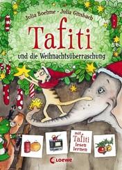 Tafiti und die Weihnachtsüberraschung