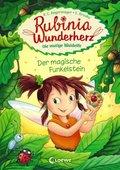 Rubinia Wunderherz, die mutige Waldelfe (Band 1) - Der magische Funkelstein