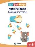LernSpielZwerge, Vorschulblock - Kombinationsspiele