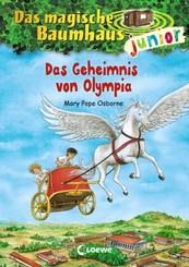 Das magische Baumhaus junior - Das Geheimnis von Olympia