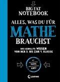 Big Fat Notebook - Alles, was du für Mathe brauchst - Das geballte Wissen von der 5. bis zur 9. Klasse