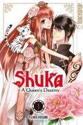 Shuka - A Queen's Destiny - Bd.1