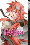 Rokka - Braves of the Six Flowers - Bd.4