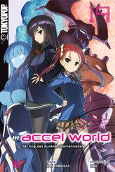 Accel World - Der Sog des dunklen Sternennebels