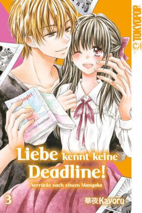 Liebe kennt keine Deadline! - Bd.3