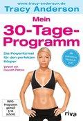 Mein 30-Tage-Programm, mit Workout-DVD