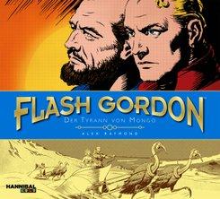 Flash Gordon - Der Tyrann von Mongo - Bd.2