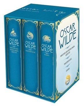 Oscar Wilde Werke, 3 Bände