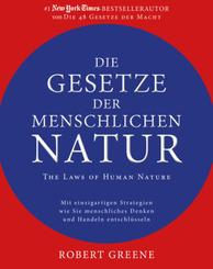 Die Gesetze der menschlichen Natur - The Laws of Human Nature