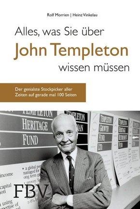 Alles, was Sie über John Templeton wissen müssen