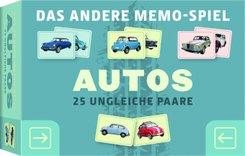 Autos - Das andere Memo-Spiel (Memory)