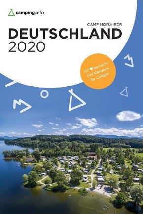 Camping.info Campingführer Deutschland 2020