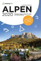 Camping.info Campingführer Alpen 2020