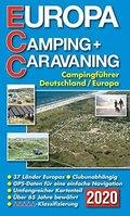 ECC - Europa Camping- + Caravaning-Führer 2020