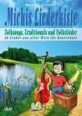 Michis Liederkiste: Folksongs, Traditionals und Volkslieder für Kontrabass