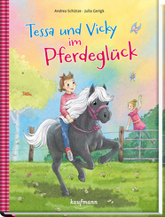 Tessa und Vicky im Pferdeglück