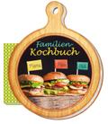 "Rezeptbrettchen ""Familien - Kochbuch"""