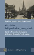 Kirchliche Zeitgeschichte_evangelisch - Bd.1