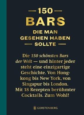 150 Bars, die man gesehen habe sollte