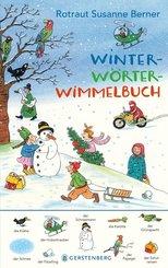 Winter-Wörter-Wimmelbuch