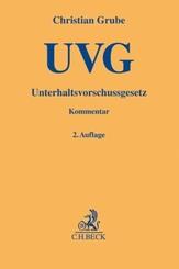 UVG Unterhaltsvorschussgesetz