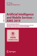 Artificial Intelligence and Mobile Services - AIMS 2019