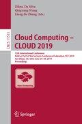 Cloud Computing - CLOUD 2019