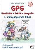 GPG (Geschichte/Politik/Geografie), 6. Jahrgangsstufe - Bd.2
