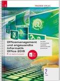 Officemanagement und angewandte Informatik 2 HAS Office 2016, inkl. digitalem Zusatzpaket