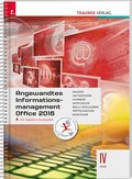Angewandtes Informationmanagement IV HLW Office 2016 inkl. digitalem Zusatzpaket