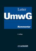 Umwandlungsgesetz (UmwG), 2 Bde.