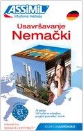 ASSiMiL Usavrsavanje Nemacki - Deutschkurs in serbischer Sprache - Lehrbuch