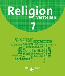 Religion verstehen: 7. Schuljahr, Schülerbuch