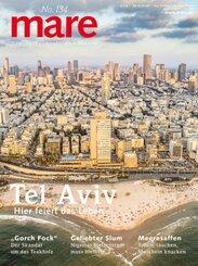 mare, Die Zeitschrift der Meere: Tel Aviv; 134