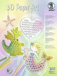 """URSUS 3D Paper Art """"Fantasy"""""""