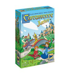 Carcassonne Junior (Kinderspiel)