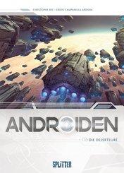 Androiden - Die Abtrünnigen