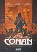 Conan der Cimmerier: Aus den Katakomben