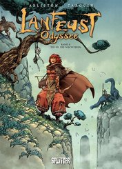 Lanfeust Odyssee - Tse-Hi, die Wächterin