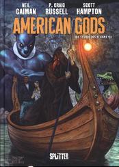 American Gods - Die Stunde des Sturms - Tl.1