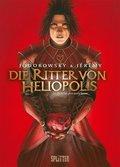 Die Ritter von Heliopolis - Rubedo, das rote Werk