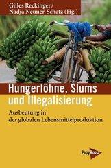 Hungerlöhne, Slums, Illegalisierung