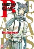Beastars - Einsteigerset, 2 Bde. - Bd.1+2