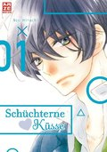 Schüchterne Küsse - Bd.1