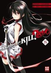 Akame ga KILL! ZERO - Bd.8