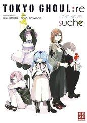 Tokyo Ghoul:re: Suche (Novel)