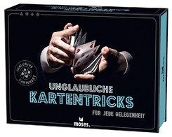 Unglaubliche Kartentricks (Spiel)