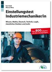 Einstellungstest Industriemechaniker/-in