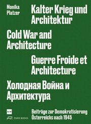 Kalter Krieg und Architektur / Cold War and Architecture / Guerre Froide et architecture